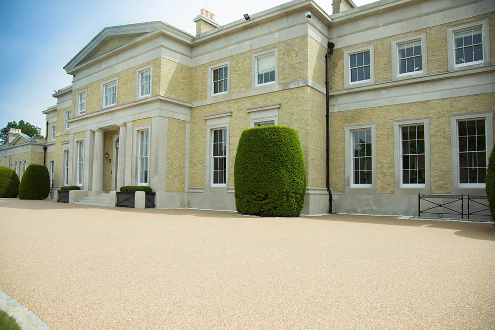 Limegate Solutions - limebound resin driveway