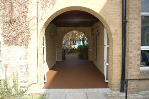 Limegate Solutions - limepath resin surface