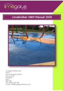 LimeRubber SafePlay Range A1 LimeGate Solutions OM Manual LimeRubber