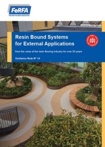 FeRFA Resin Bound Technical Guidance Note