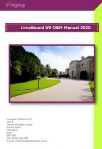 LimeBound Resin Bound Surfacing UV System LimeGate Solutions OM Manual LimeBound