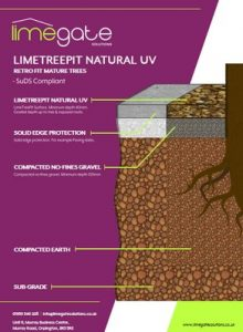 LimeTreePit Natural UV Base Build Up Sheets RETRO FIT