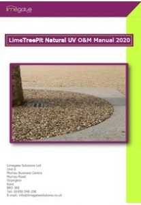 LimeTreePit Natural UV OM Manual