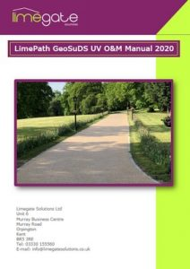 O&M Manual LimePath GeoSuDS UV